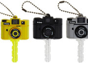 Cool camera key fobs stand out from the bunch  - photo 1