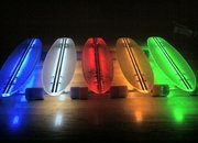 Light the way with the Clear29 LED skateboard - photo 1
