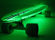 Light the way with the Clear29 LED skateboard - photo 3