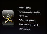 iMovie and Garage Band make leap to iPad - photo 3