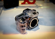 Sony see-through SLT alpha camera concept hands-on - photo 2
