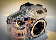 Sony see-through SLT alpha camera concept hands-on - photo 3