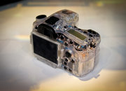 Sony see-through SLT alpha camera concept hands-on - photo 5