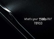 Samsung Galaxy Tab 8.9 teased - photo 1