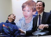 PM David Cameron opens UK's first Accessible Video Games Centre - photo 2