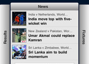 APP OF THE DAY - ESPNcricinfo review (iPhone / iPod touch / Android) - photo 2