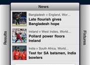 APP OF THE DAY - ESPNcricinfo review (iPhone / iPod touch / Android) - photo 4