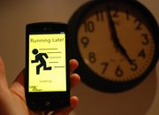 APP OF THE DAY: Running late review (WP7) - photo 1