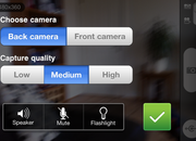 APP OF THE DAY: WebCamera (iPhone) - photo 4
