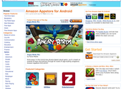 Amazon Appstore lifts off with free Angry Birds Rio - photo 4
