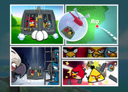APP OF THE DAY - Angry Birds Rio (iPad / iPhone / iPod touch / Android) - photo 4