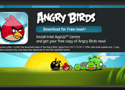 Angry Birds for PC free with Intel AppUp - photo 2