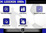 APP OF THE DAY: Championship Manager 1980s Legends review (iPhone / iPod touch) - photo 4