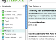 Evernote web app undergoes spring clean - photo 1