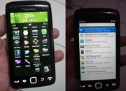 BlackBerry Touch Monaco / Monza leaked pictures Storm in - photo 2