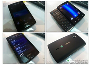 Gingerbread touting Sony Ericsson Xperia X10 mini pro leaked....again - photo 2