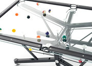 G-1 Glass Pool Table coming to UK via Firebox... for £35,000 - photo 1