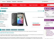 Vodafone HTC Sensation pre-order page goes live - photo 2