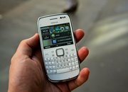 Nokia E6 hands-on - photo 2