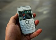 Nokia E6 hands-on - photo 3