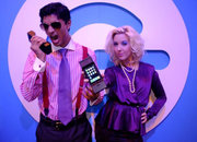 Thumbs Up's 80s Retro iPhone case at The Gadget Show Live - photo 1