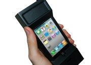 Thumbs Up's 80s Retro iPhone case at The Gadget Show Live - photo 2