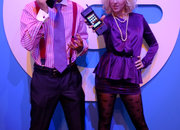 Thumbs Up's 80s Retro iPhone case at The Gadget Show Live - photo 3