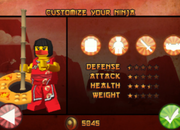 APP OF THE DAY: Lego Ninjago Spinjitzu Scavenger Hunt review  (iPhone) - photo 3