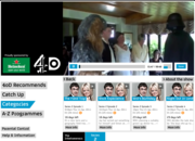 4oD Catch Up comes to iPad, we go hands-on - photo 3