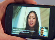 Android 2.3.4 adds Video Chat for the Nexus S - photo 2