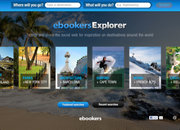 APP OF THE DAY: Ebookers Explorer review (iPad) - photo 2