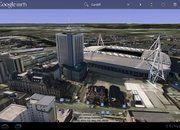 Google Earth has a Honeycomb makeover - photo 2