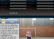 APP OF THE DAY: Soccer iCon Pro review (iPad / iPhone) - photo 3