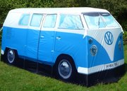 VW Camper camping, but not as you know it - photo 1