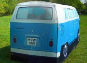 VW Camper camping, but not as you know it - photo 2