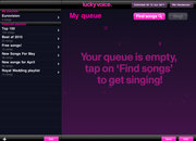 APP OF THE DAY: Lucky Voice Karaoke review (iPad / iPad 2) - photo 4