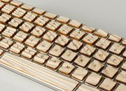 The Engrain Tactile keyboard gives you wood - photo 2