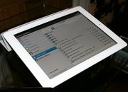 iPad streaming with the Seagate GoFlex Satellite - we go hands on - photo 4