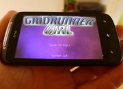 APP OF THE DAY: Gridrunner Girl review (WP7) - photo 2
