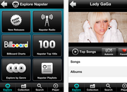 APP OF THE DAY: Napster (iPhone) - photo 2
