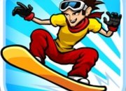 APP OF THE DAY: iStunt 2 Snowboard review (iPhone) - photo 1