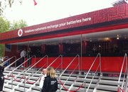 Vodafone truck is super-charged for the festival season - photo 4