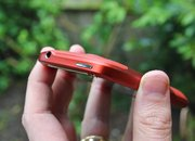 Red HTC Desire S hands-on - photo 5