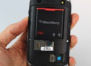 BlackBerry Apollo (Curve) caught on video, glossy photo session - photo 2