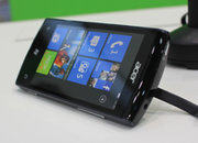 Acer W4 Windows Phone 7 Mango handset spotted at Computex - photo 1
