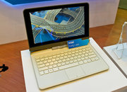 Intel shows off next-gen Atom netbook with swively display - photo 1