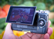 Sony NEX-C3 hands-on and exclusive photos - photo 3