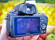 Sony SLT-A35 hands-on - photo 3