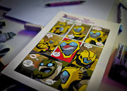 Pocket-lint learns to draw Transformers - photo 2