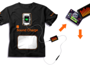 Orange Sound out eco Glastonbury phone charging - photo 1